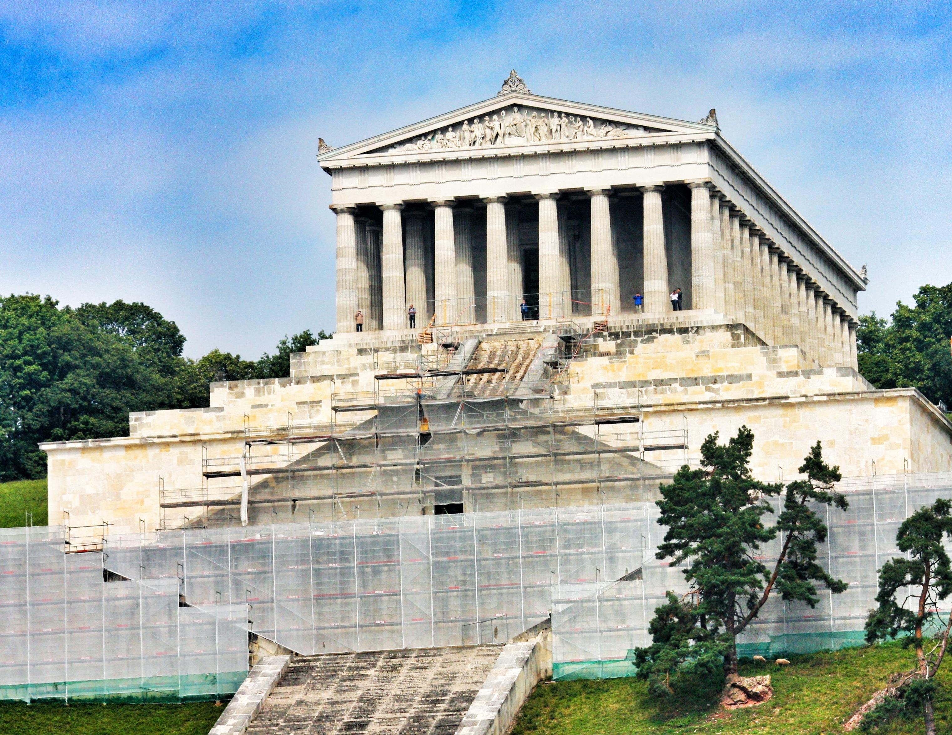 Cruising the Danube | Travel Monkey |Inside Walhalla Memorial