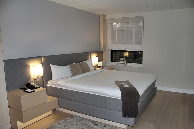 The Hyatt bed