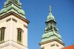 Spires in Budapest