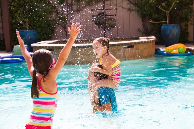 Splash contest.