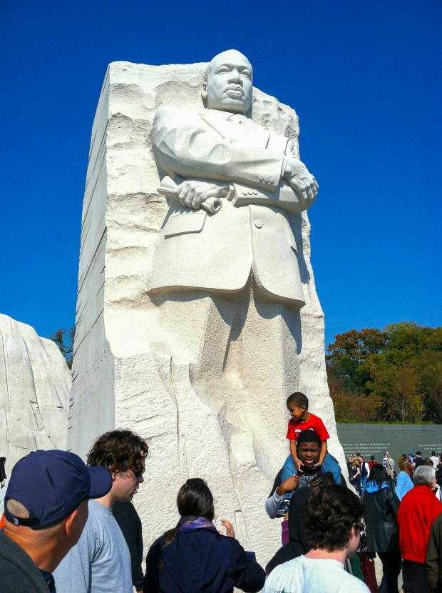 Martin Luther King, Washington DC