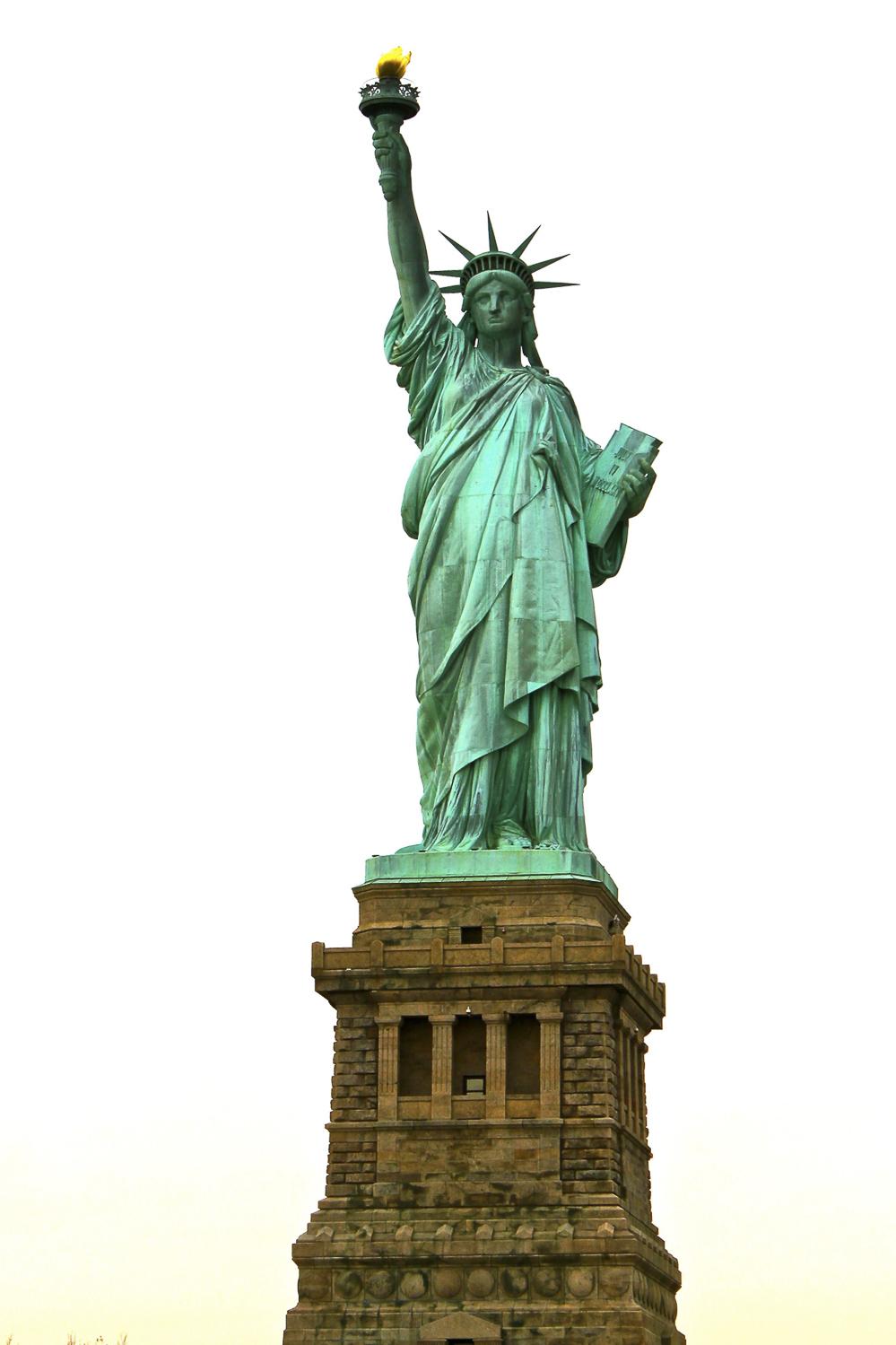 Lady Liberty, New York Harbor