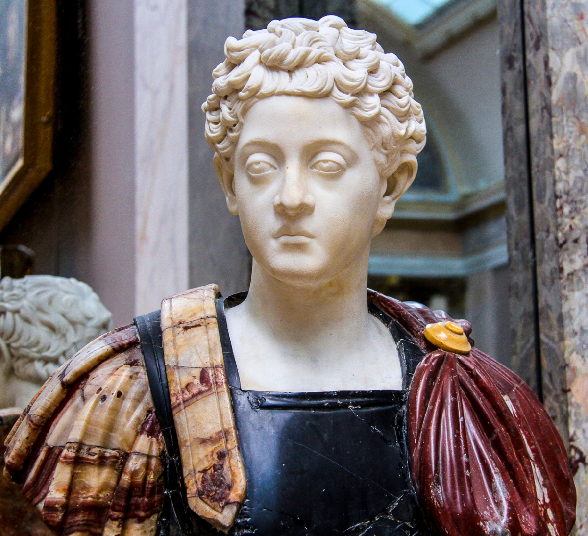 Roman Centurion, Louvre