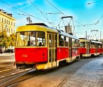 Street Cars in Bratislava