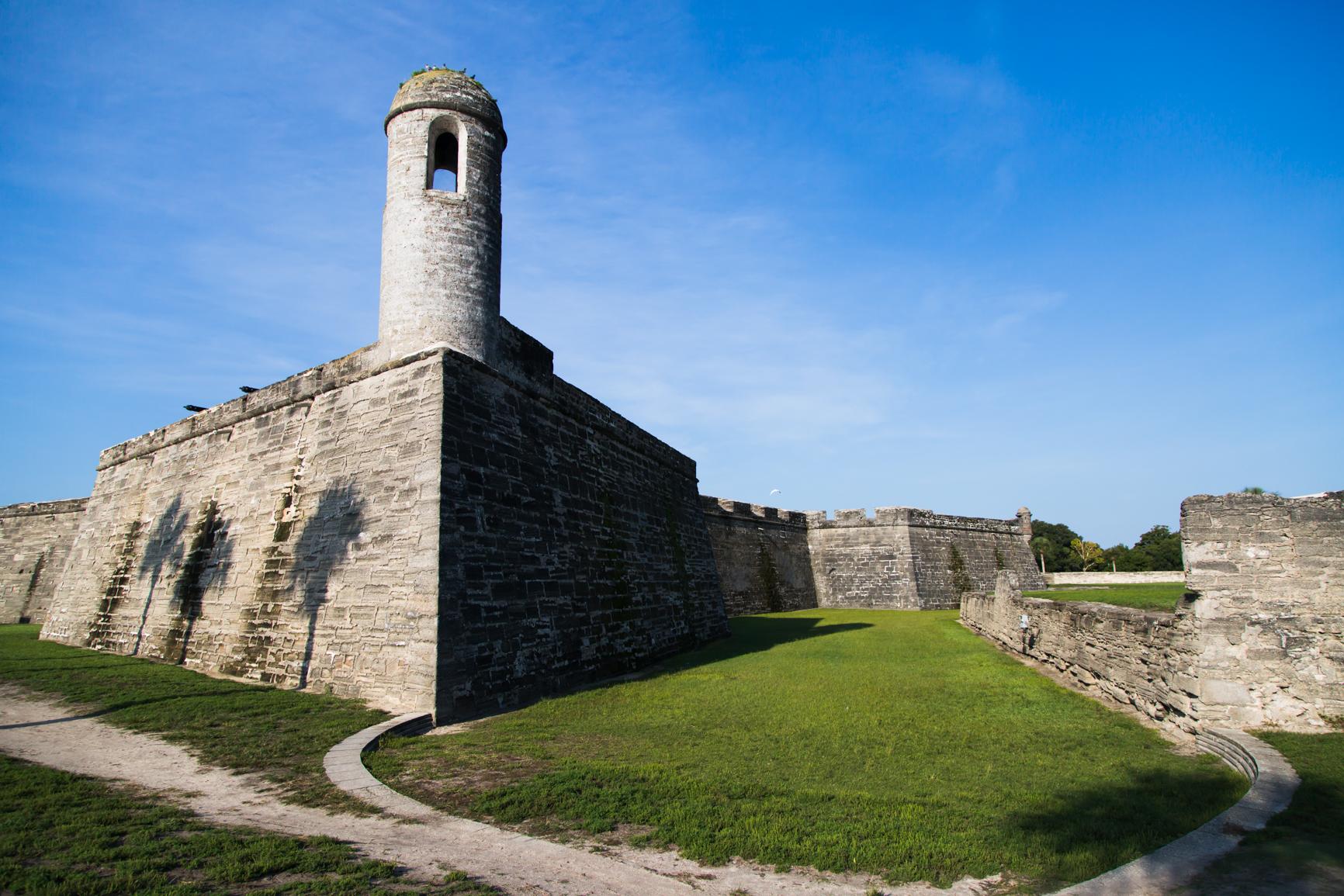 Castillo De San Marcos Travel Monkey
