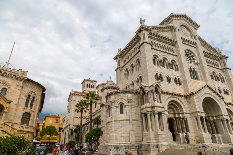 Grand Cathedral at Monte Carlo