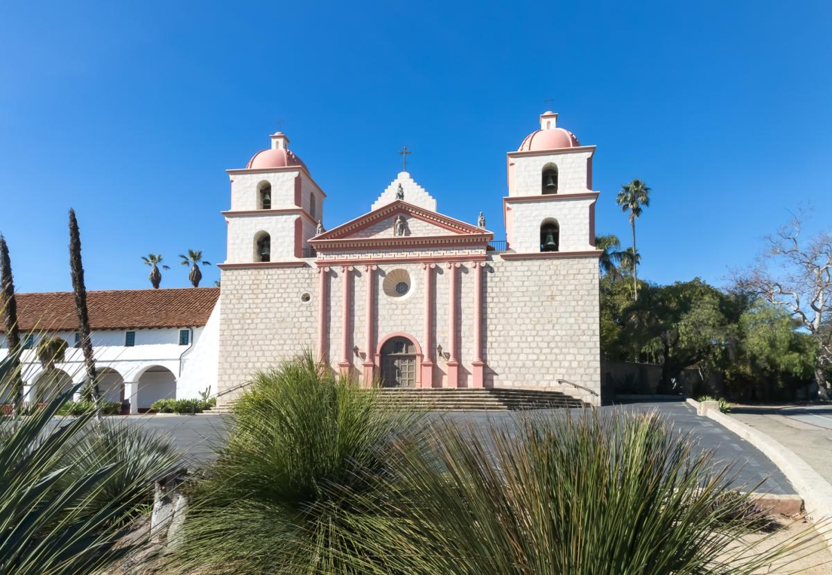 Mission Santa Barbara-3