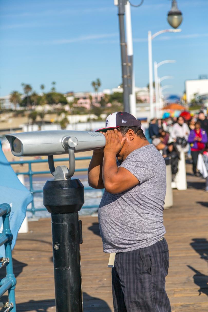 Santa Monica Pier-10