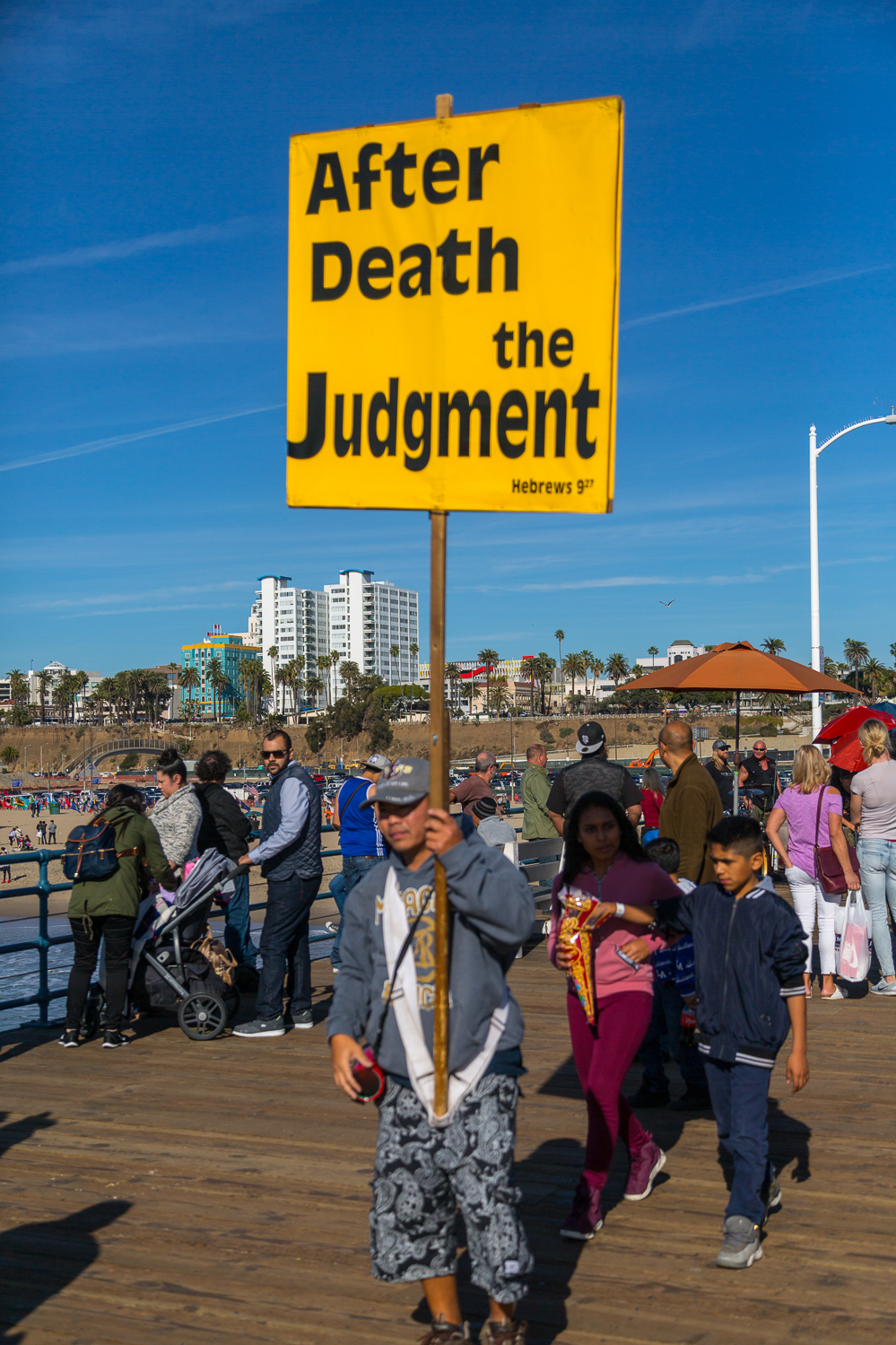 Santa Monica Pier-11