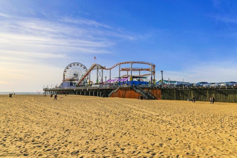Santa Monica Pier-19