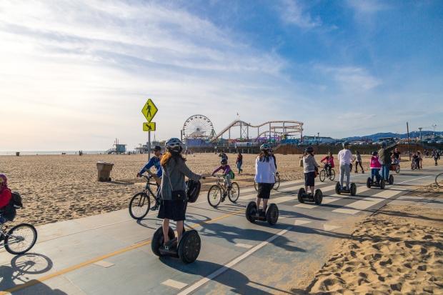 Santa Monica Pier-40